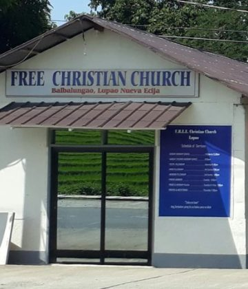 Free Christian Church Lupao