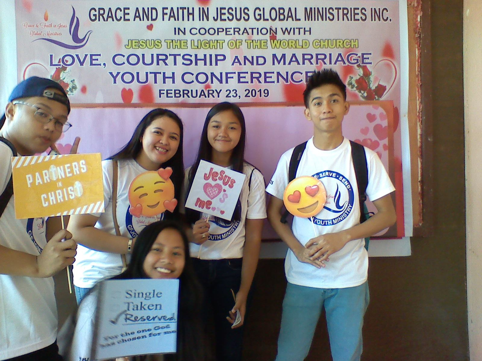 Grace and Faith in Jesus Global Ministries, Inc.